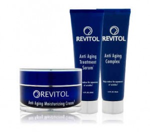 revitol skin brigtening cream