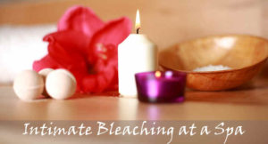 spa intimate bleaching